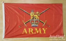 - BRITISH ARMY ANYFLAG RANGE - VARIOUS SIZES